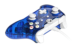 Rock Candy Xbox One Wired Controller - Blueberry Bloom screen shot 4