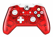Rock Candy Xbox One Wired Controller - Stormin Cherry screen shot 1