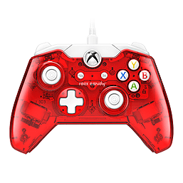 Rock Candy Xbox One Wired Controller - Stormin CherryAccessories