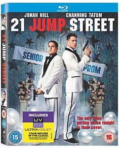 21 Jump Street (Blu-ray + UV Copy) [2012Sony Pictures Home Ent.Sku Format Code