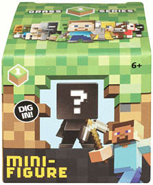 Minecraft Mystery Mini-Figure PackToys and Gadgets