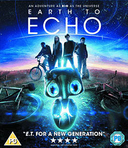 Earth To EchoBlu-ray