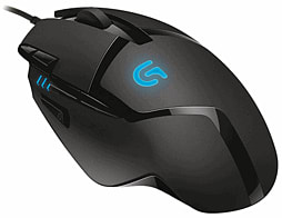 Logitech G402 Hyperion Fury Gaming MouseAccessories