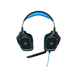 Logitech G430 Surround Sound Gaming Headset Accessories