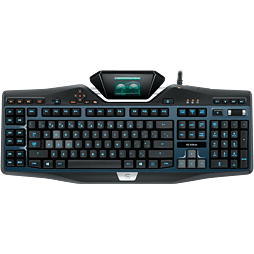 Logitech Gaming Keyboard G19S Accessories