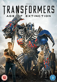 Transformers: Age Of ExtinctionDVD