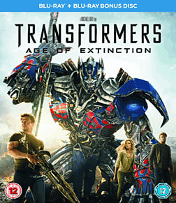 Transformers: Age Of ExtinctionBlu-ray
