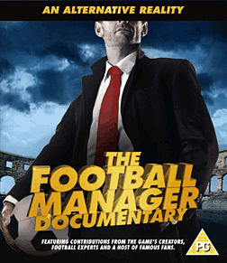 An Alternative Reality: The Football Manager DocumentaryBlu-ray