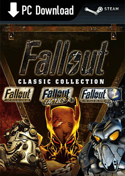 Fallout Classic CollectionPCCover Art