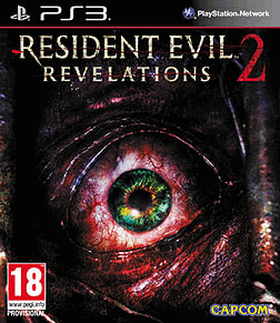Resident Evil: Revelations 2 PlayStation 3