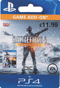 Battlefield 4 Final Stand on PS4 at GAME.co.uk