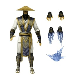 Mortal Kombat Raiden FigureToys and Gadgets