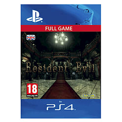 Resident Evil HD on PlayStation 4 at GAME.co.uk