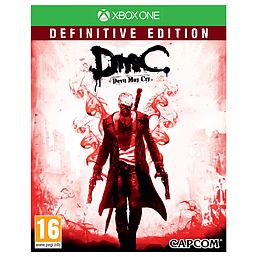 DmC: Devil May Cry Definitive EditionXbox One