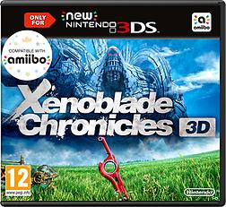 Xenoblade Chronicles 3D Nintendo 3DS