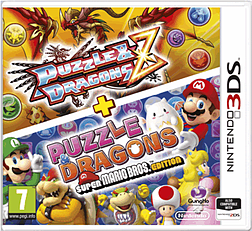 Puzzle & Dragons Z with Puzzle & Dragons Super Mario Edition 3DS