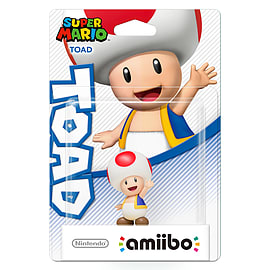 Toad - amiibo - Classics CollectionToys and GadgetsCover Art