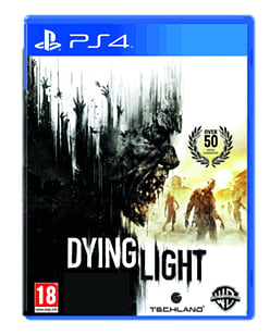 Dying LightPlayStation 4Cover Art