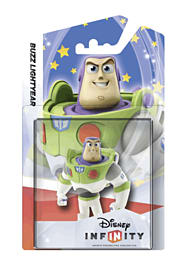 Buzz Lightyear - Disney INFINITY CharacterToys and Gadgets