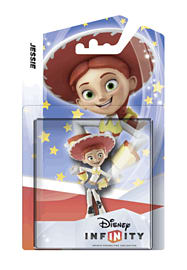 Jessie - Disney INFINITY CharacterToys and Gadgets