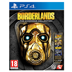 Borderlands: The Handsome CollectionPlayStation 4Cover Art