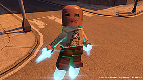LEGO Marvel Avengers screen shot 11