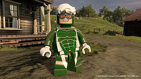 LEGO Marvel Avengers screen shot 12