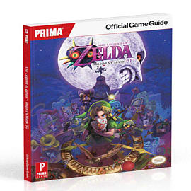 The Legend of Zelda: Majora's Mask 3D Strategy GuideStrategy Guides & Books