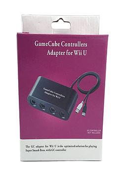 ZedLabz USB GameCube controller adapter cable lead for Nintendo Wii U Wii U