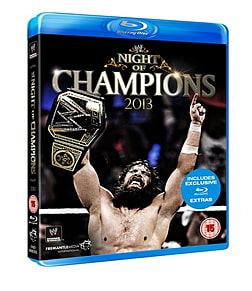 NIGHT OF CHAMPIONS 2013 BDBlu-ray