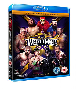 WRESTLEMANIA 30 BLU-RAYBlu-ray