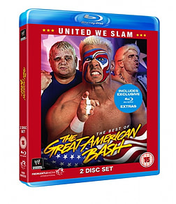 BEST OF GREAT AMERICAN BASH BLU-RAYBlu-ray