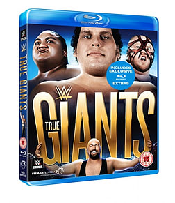 TRUE GIANTS BLU-RAYBlu-ray