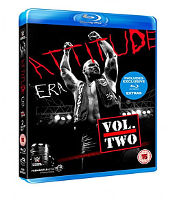 THE ATTITUDE ERA VOLUME 2 BLU-RAYBlu-ray