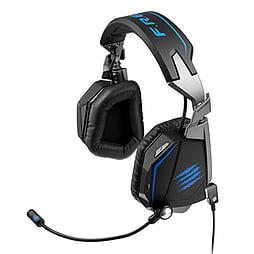 Mad Catz F.R.E.Q. TE Headset - Matte Black Accessories