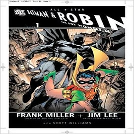 All Star Batman and Robin the Boy Wonder: Vol 01Books