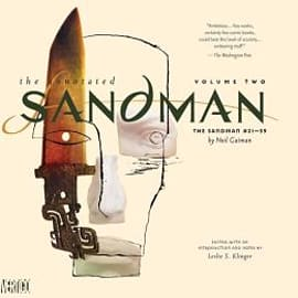 Annotated Sandman: Vol 02 (annotated edition)Books