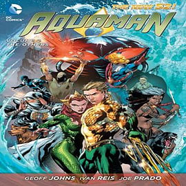 Aquaman: Volume 52: Others (the New 52)Books