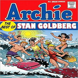 Archie: Best of Stan GoldbergBooks