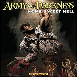 Army of Darkness: Home Sweet HellBooks