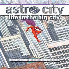 Astro City: Life in the Big City (New edition)Books