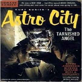 Astro City: Tarnished AngelBooks