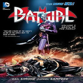 Batgirl Volume 3: Death of the Family HC (The New 52)Books