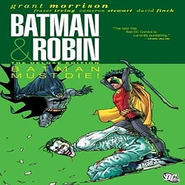 Batman and Robin: Vol 03 : Batman and Robin Must DieBooks