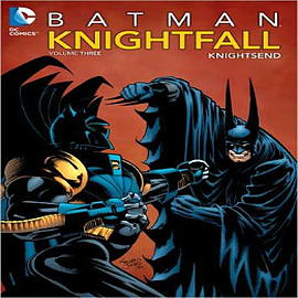 Batman Knightfall: Vol 03 : Knightsend (New edition)Books