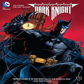 Batman Legends of the Dark Knight: Volume 1Books