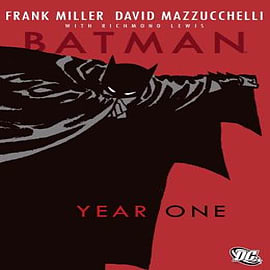 Batman Year One (De Luxe edition)Books