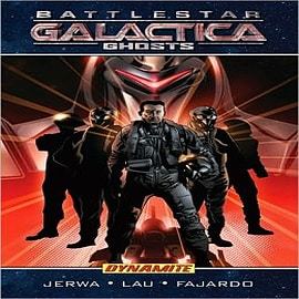 Battlestar Galactica: GhostsBooks