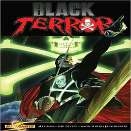 Black Terror: Volume 3: Inhuman RemainsBooks