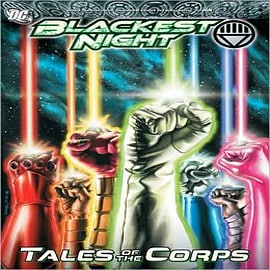 Blackest Night: Tales of the CorpsBooks